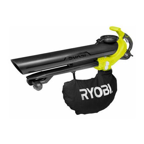 Ryobi RBV3000CESV Souffleur spiro-broyeur - 3000W - 45L