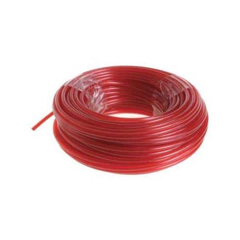 RYOBI round wire coil 15m diameter 2.4mm universal red RAC104