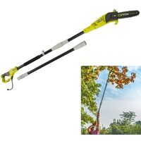 Ryobi RPP750S 750W Electric Pole Saw Pruner with Extension