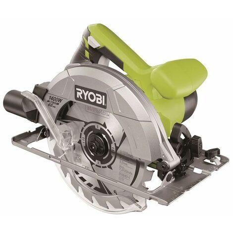 Ryobi Scie circulaire 1400 W - RCS1400-G