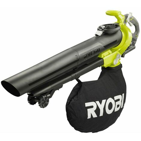 Ryobi Souffleur aspiro-broyeur 36V, sans batterie et chargeur - RBV36B