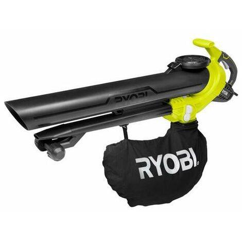 Ryobi - Souffleur aspiro-broyeur électrique 3000W 375km/h 3en1