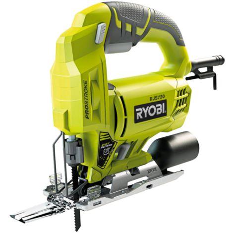 Ryobi Stichsäge RJS720-G, grün/schwarz, 500 Watt