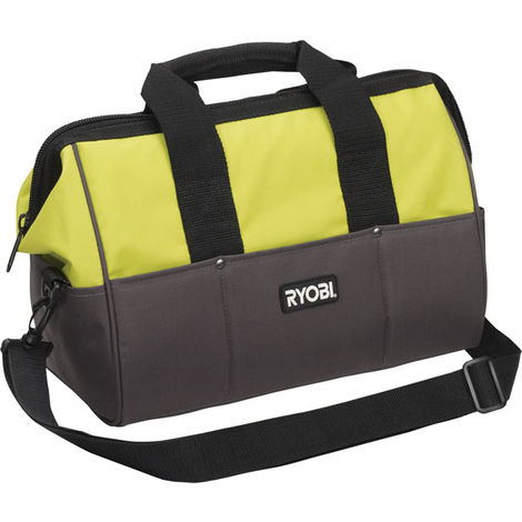 Ryobi 5132002553 UTB04 Green Medium Sized Heavy Duty Contractors Tool Bag