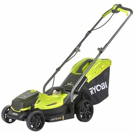 Ryobi Tondeuse 18V, 33cm, 1x2,5Ah Lithium+ - RLM18C33B-25