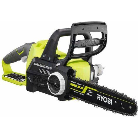 Ryobi Tronçonneuse 18 V ONE+, sans batterie ni chargeur, OCS1830 - 5133002829
