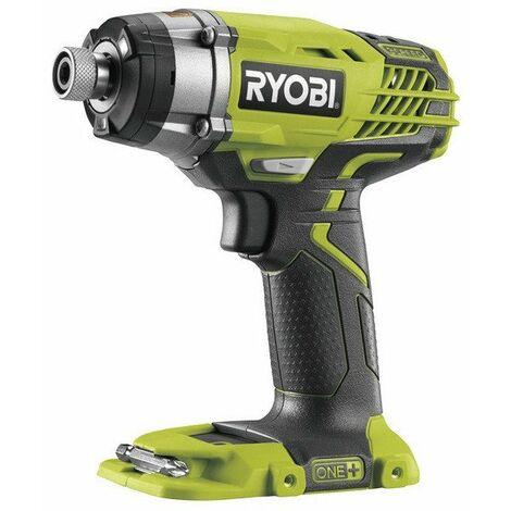 Ryobi - Visseuse à chocs à batterie 18V One+ 3 vitesses (machine seule) - R18ID3-0 - TNT