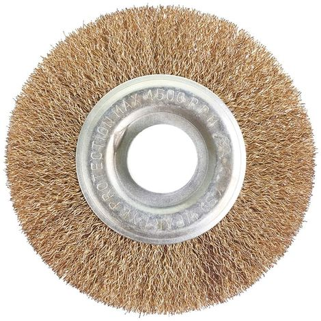 RYOBI wire brush for RAC814 joints