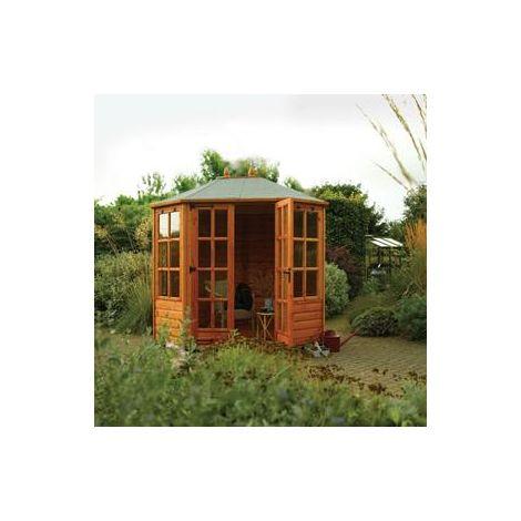 Ryton 8' x 6' Octagonal Summerhouse