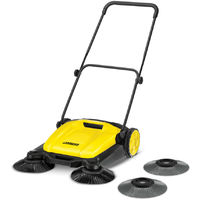 S 650 2-in-1 Push Sweeper