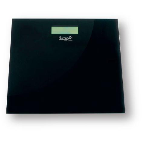 S Series Digital Bathroom Scales - Black