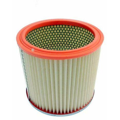 S21 Cartouche filtre cylindre (52367-49825) (53190095215) Aspirateur AQUAVAC, TORNADO, HOOVER, ROWENTA, VOLTA, CURTISS, PROGRESS, GOBLIN, KRUPS