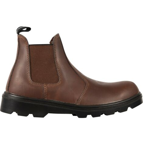 S3 Brown Dealer Safety Boots