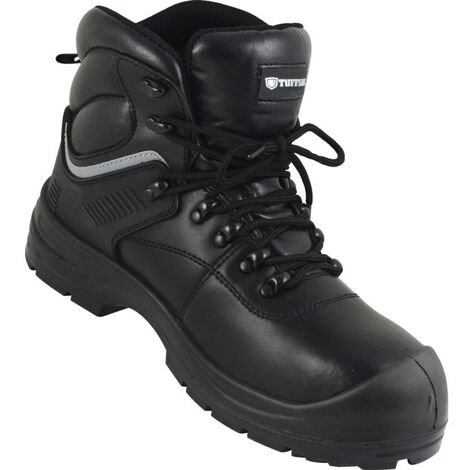 S3 Water Resistant Safety Boots, Black