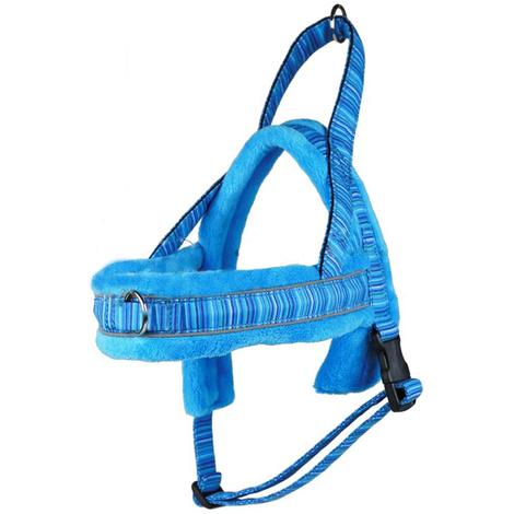 S4 T-Harness Fleece Padding Blue Size 45
