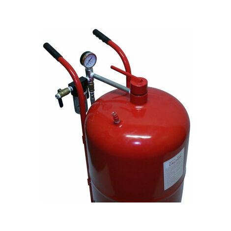 Sableuse mobile 75 litres sableuse à pression