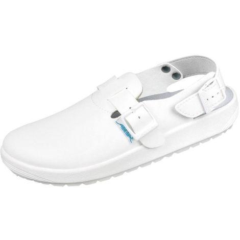 Sabot 970111,OB FO, A WRU SRC,blanc, Taille 40