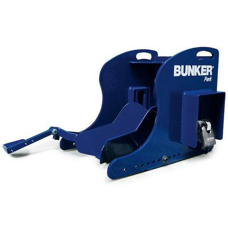 Sabot Antivol Pour Moto Bunker Park Bunker Security