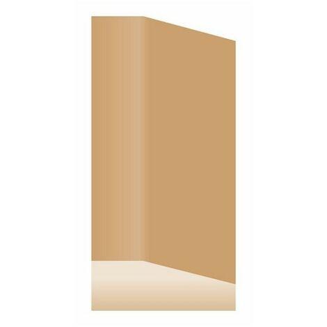 Sabot de plinthe 49x140x17mm