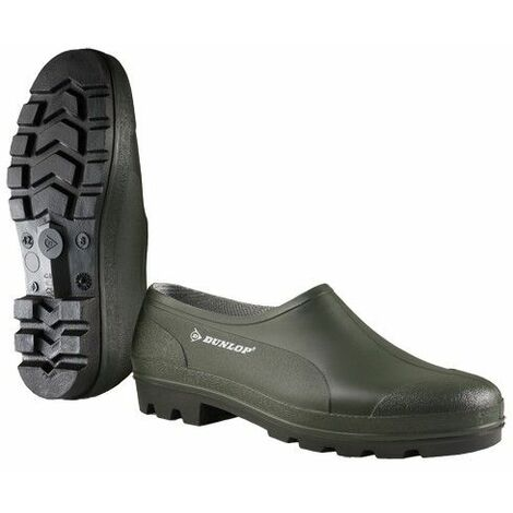 Sabot Dunlop Bicolour Wellie shoe