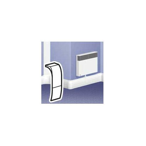 SABOT EMBOUT 140X35 BLANC CONT LEGRAND 033714