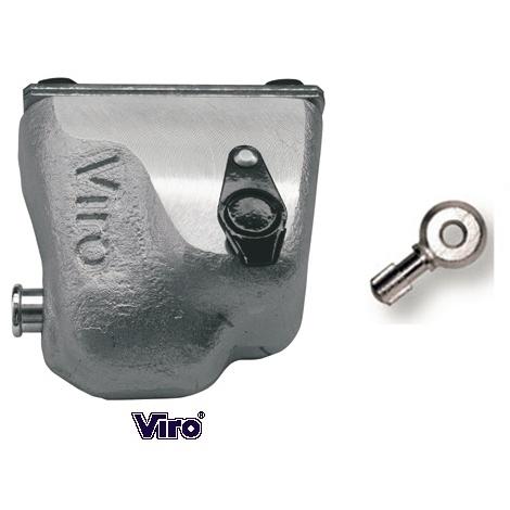 Sabot pour rideaux Viro 4218 - plusieurs modèles disponibles