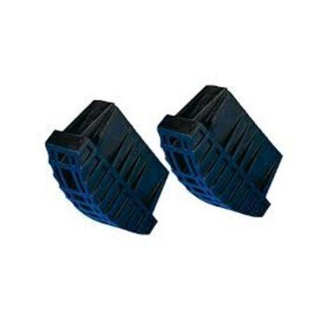 Sabots haute sécurité 50mm la paire Tubesca