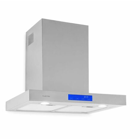Sabrina Cooker Extractor Hood 575 m3 / h 3 Power Levels EEK A Stainless Steel