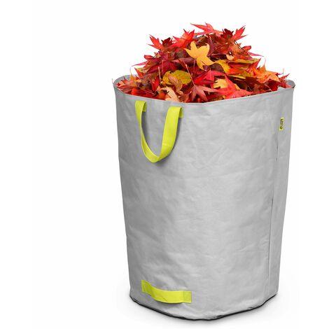 Sac à déchets de jardin 100 L - Gris