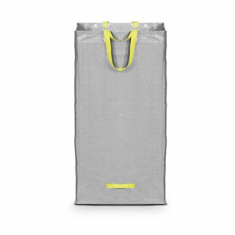 Sac à déchets végétaux spécial branchage 200 L - Gris