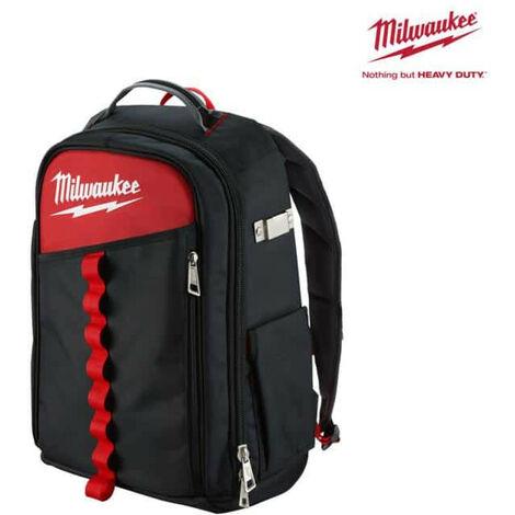 nouveau produit prix spécial pour baskets pour pas cher Sac à dos de chantier MILWAUKEE contractor 4932464834