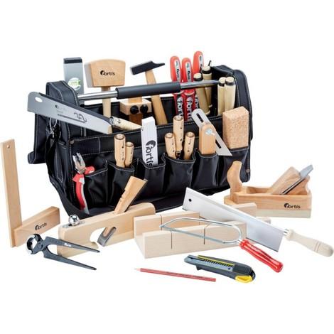 Sac a outils pour Apprentis menuisiers Fortis