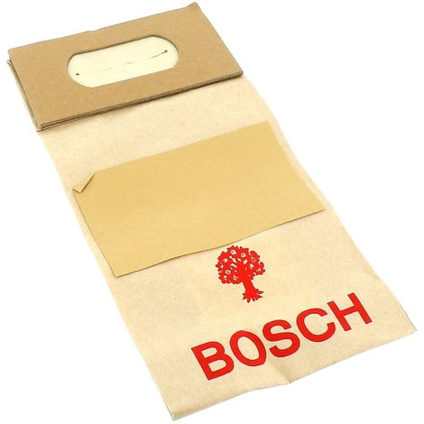 Sac a poussiere par 1 pour Ponceuse Bosch