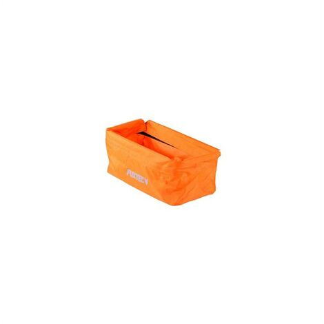 Sac arrière orange pour le chariot de transport pliable CT-350/CT500/JW76C