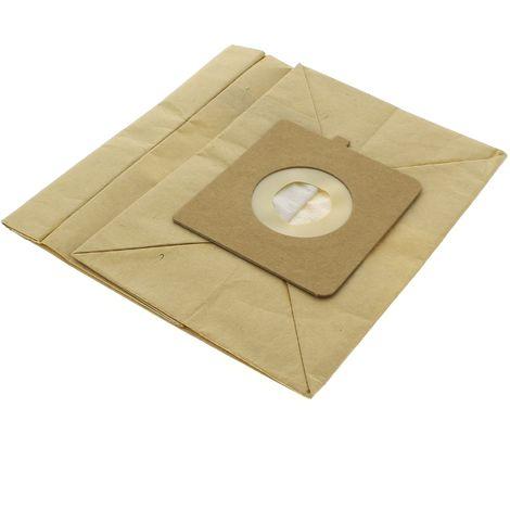 7700 10x Sacs à poussière papier pour MioStar VAC 200 3000 ECO 7600 8800