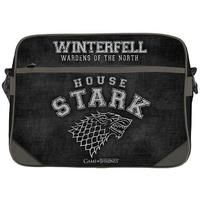 Sac Vinyle Game Of Print Thrones Maison Full Besace Abystyle Stark 2DHIE9