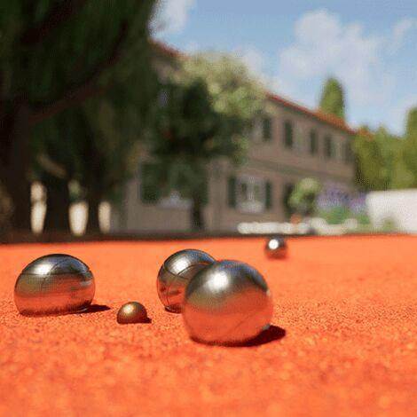 Sac de 800 kg Sable stabilisé rouge 0/6