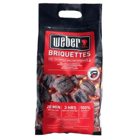 Sac de briquettes Weber