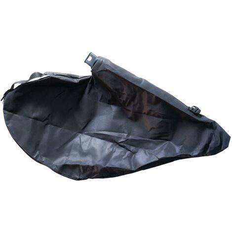 Sac de collecte Grizzly avec support pour aspirateur à feuilles / souffleur de feuilles EL 2800