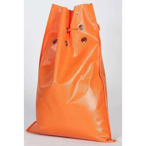 Sac de lestage orange en PVC renforcé - Nissen - SACLESTE