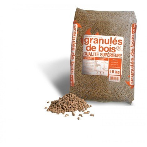 Sac de pellets 15 kg g15