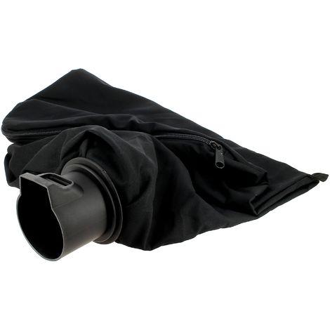 Sac de recupération des déchets pour Souffleur a feuilles Black & decker
