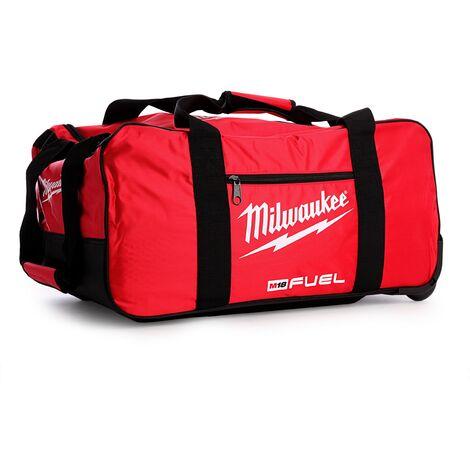 Sac de transport à roulettes FUEL Wheel Bag Taille XL - MILWAUKEE - 4933459429