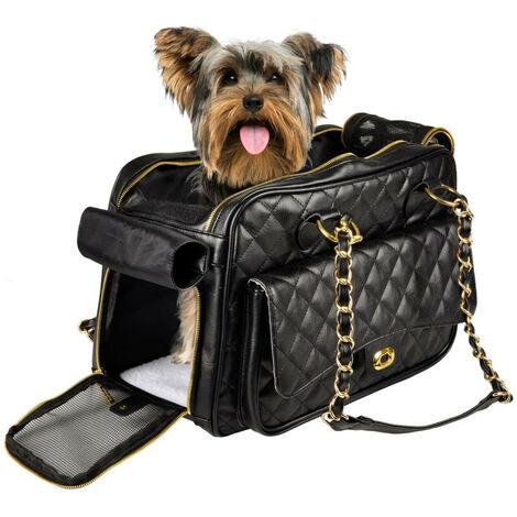Sac de transport Gigi pour petit chien 40 x 22 x 28 cm