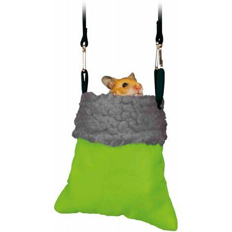 Sac douillet pour souris/hamsters - 12 × 11/14 cm