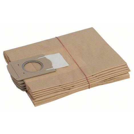 Sac-filtre en papier, adapté à GAS 12-30 F PAS 11-25 PAS 11-25 F W05310