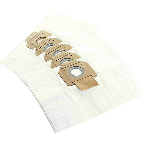Sac filtre pour aspirateur Attix 751-11 emballage 5 pieces