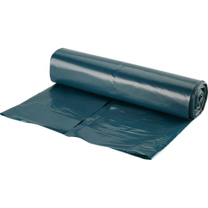 OI - Sac poubelle 120l bleu ca. 68 microns 15 unités (Par 10)