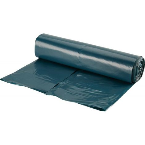 Sac poubelle 120l bleu ca. 68 microns 15 unités (Par 10)
