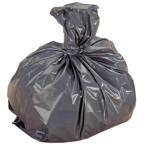 Sac poubelle paquet de 25 sacs de 100 litres - l'outil parfait